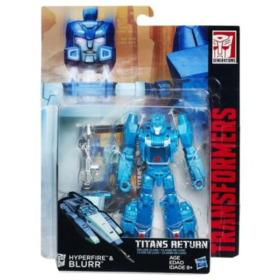 Hasbro Titans Return Blurr