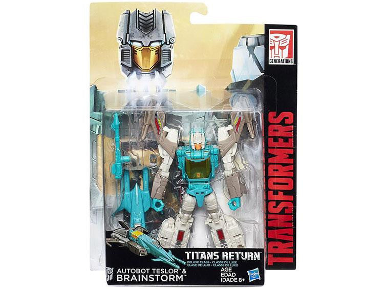 Hasbro Titans Return Brainstorm