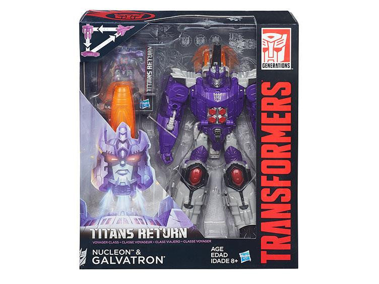 Hasbro Titans Return Galvatron