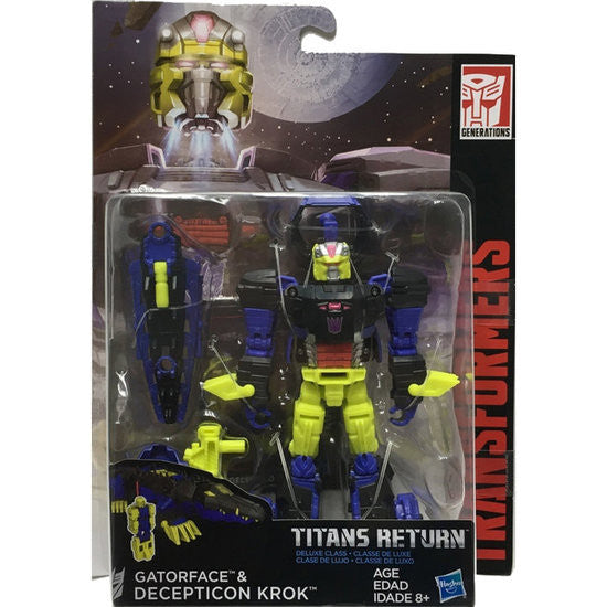Hasbro Titans Return Krok