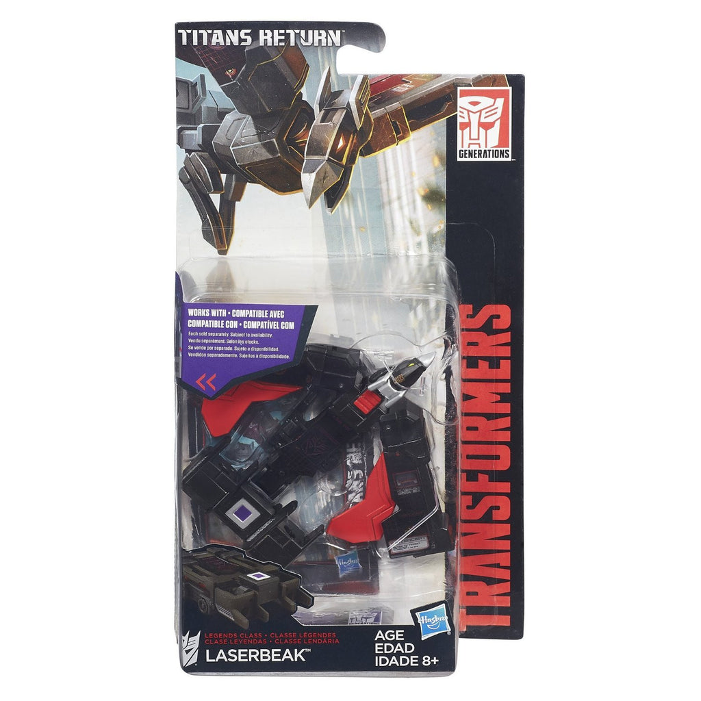Hasbro Titans Return Laserbeak