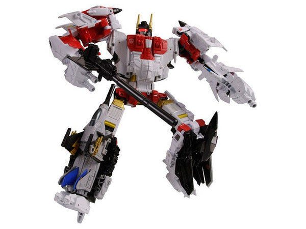 Takara Unite Warriors UW01 Superion
