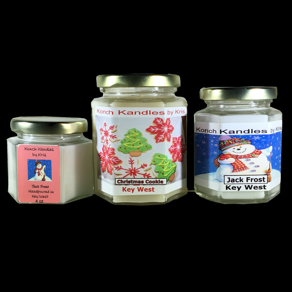 Christmas Hex Jars  Pre Seaso Special!