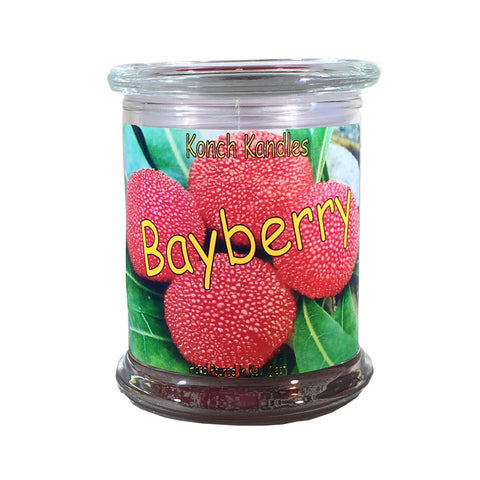 Bayberry Status Jar