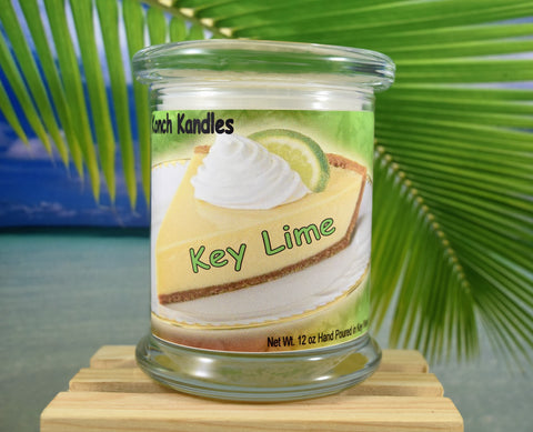 Key Lime Status Jar