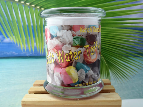 Salt Water Taffy Status Jar