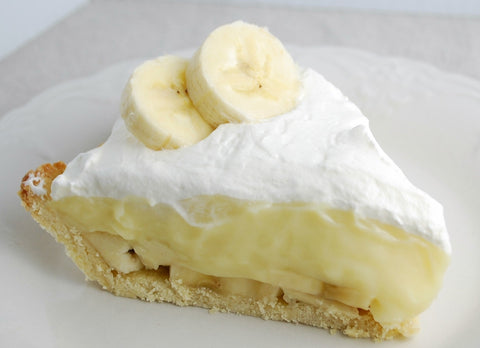 Banana Cream Pie Status Jar