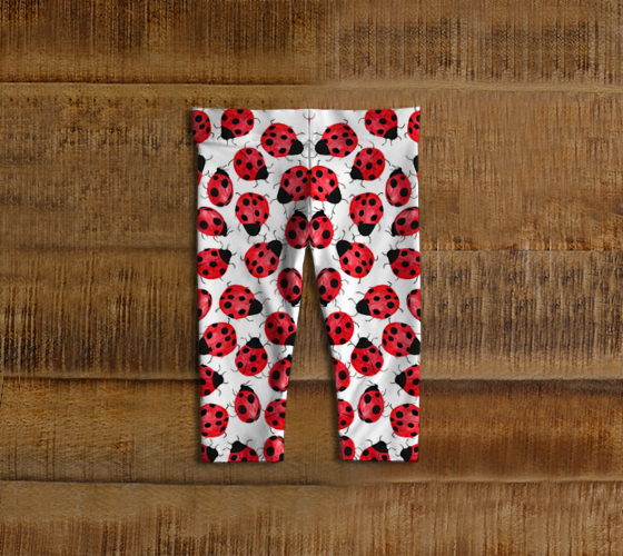 Lady Bug Leggings
