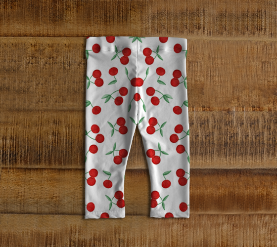 Sweetie Cherry Leggings