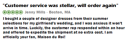 5-Star Customer Review