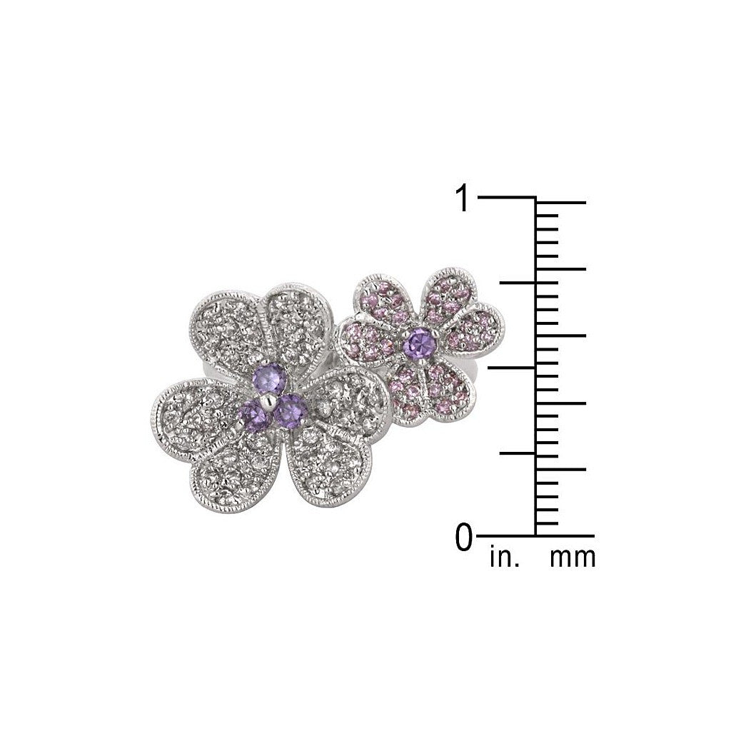 Efflorescence Flower - Similar to Cartier - Maison du Roi - 3