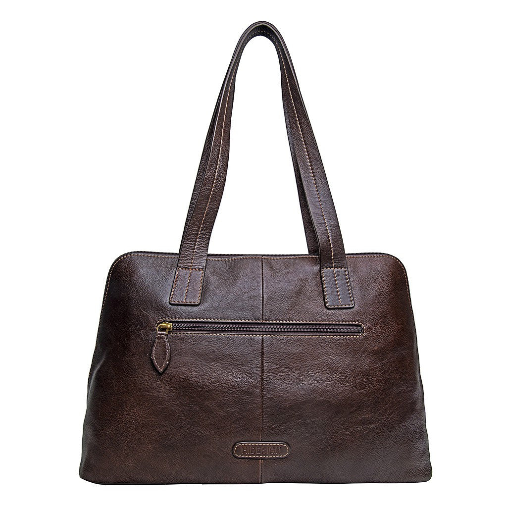 Hidesign Cerys Leather Multi-Compartment Tote - Maison du Roi - 3