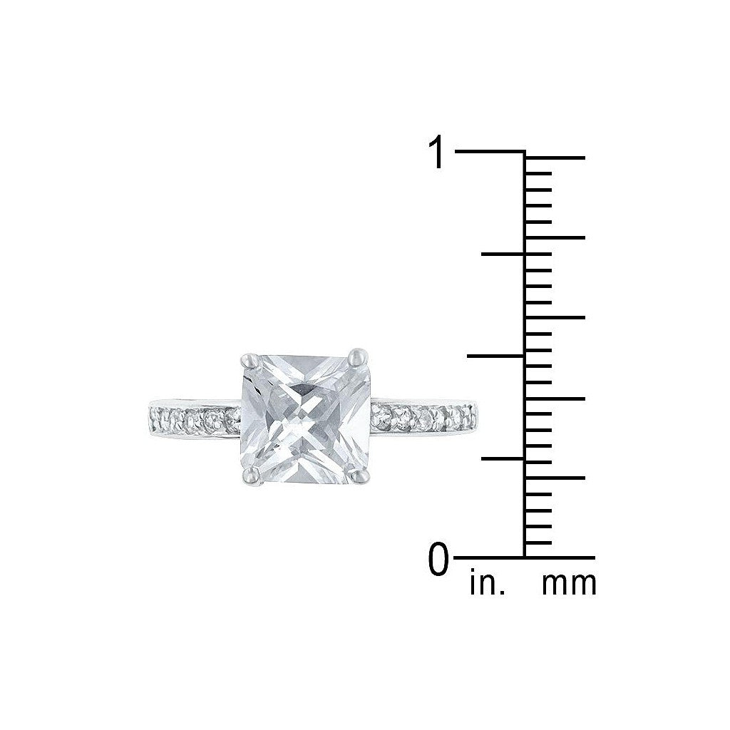 Princess Sophia Ring - Similar to Cartier - Maison du Roi - 3