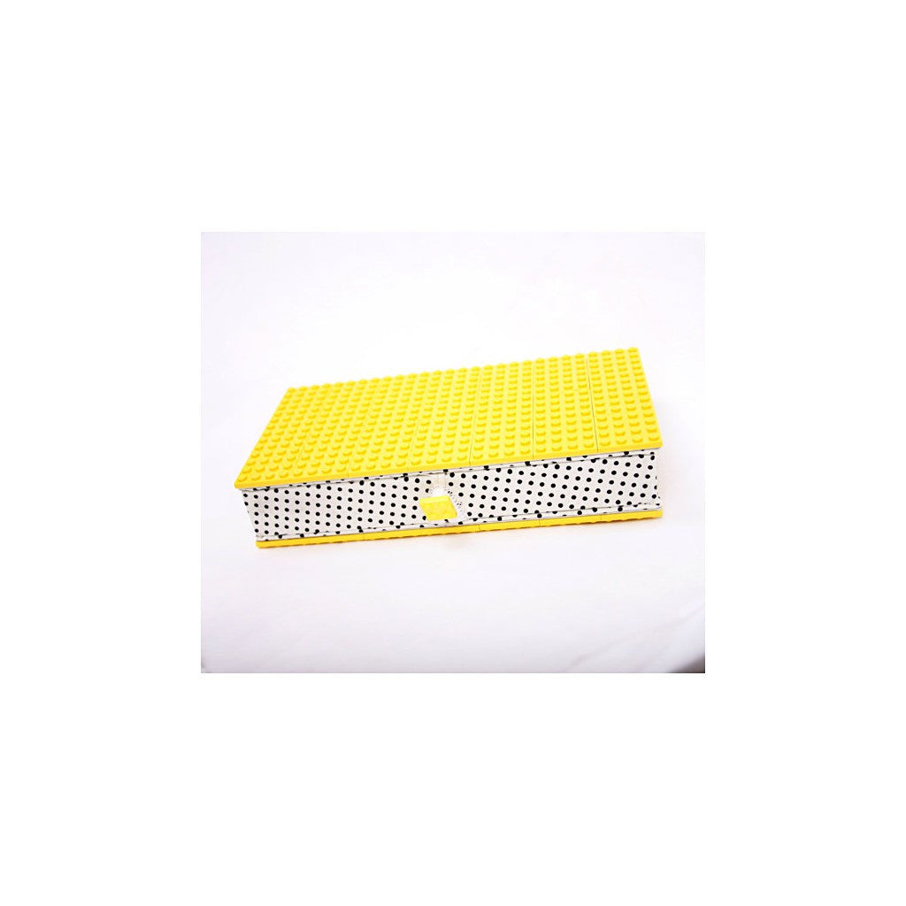 LEGO Clutch- Yellow - Similar to Prada - Maison du Roi - 3