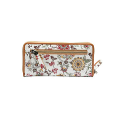 SINGLE ZIP CLUTCH WITH WRITSLET - Similar to Fendi - Maison du Roi - 2