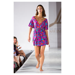 Royal Palm Kaylee Signature Tunic Dress - Maison du Roi - 2