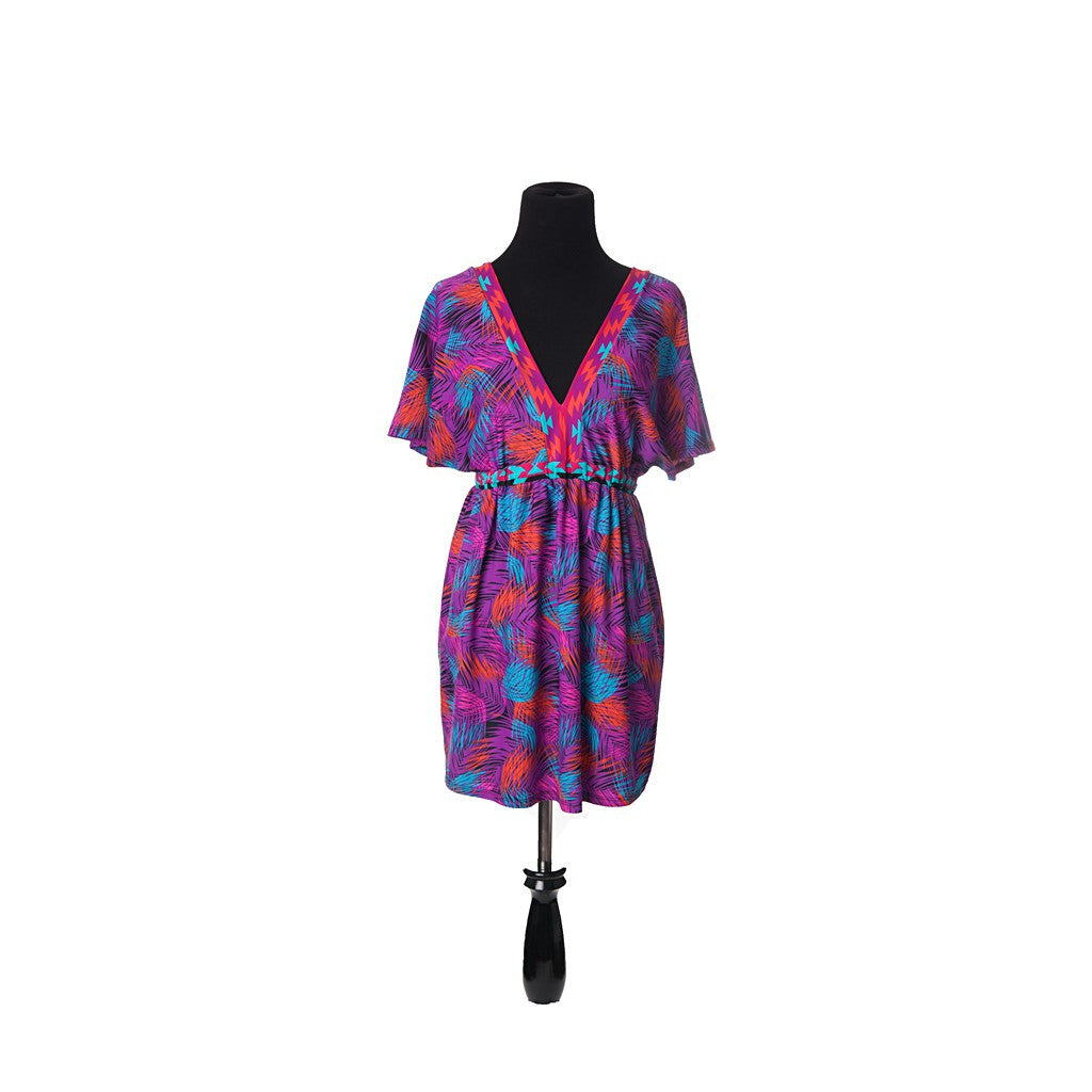 Royal Palm Kaylee Signature Tunic Dress - Maison du Roi - 1