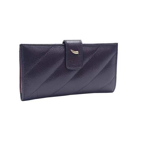 Sayoko Slim Clutch Wallet  - Similar to Chanel - Maison du Roi - 1