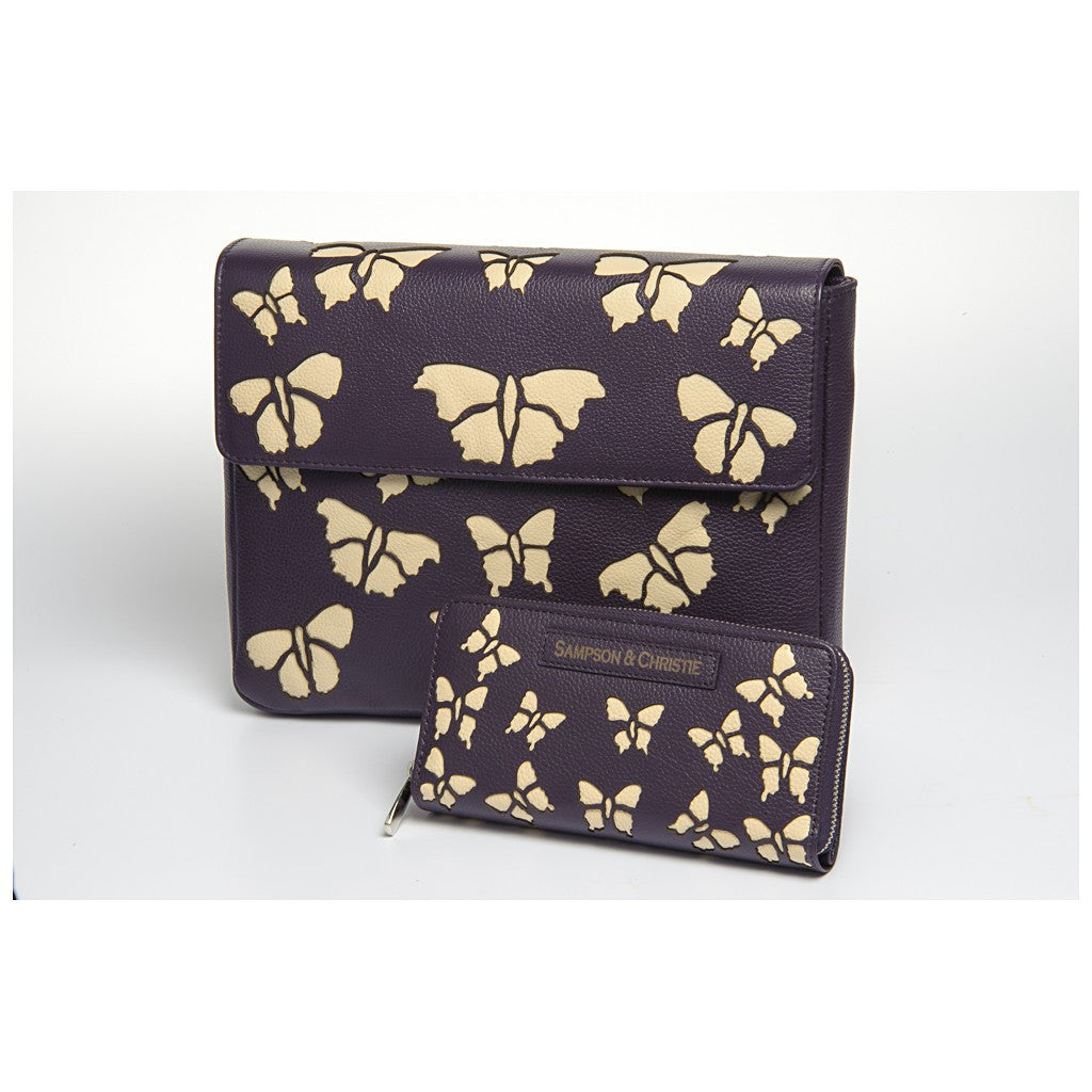 Luxury bags | Clutch Bag, Red Admiral - Similar to Chanel - Maison du Roi - 4