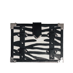 "AR Trunk Clutch ""Amara"" - Similar to Chanel - Maison du Roi - 1"