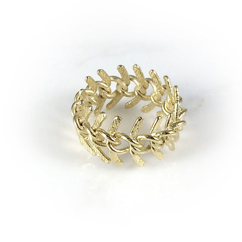 CLEO RING SIZE 7 - Similar to Cartier
