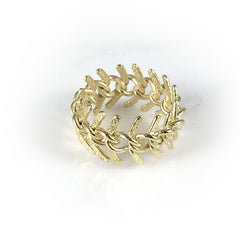 CLEO RING SIZE 7 - Similar to Cartier - Maison du Roi - 1