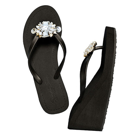 Mulberry - Wedge Sandal - Maison du Roi