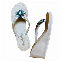Empire - Wedge Sandal - Maison du Roi