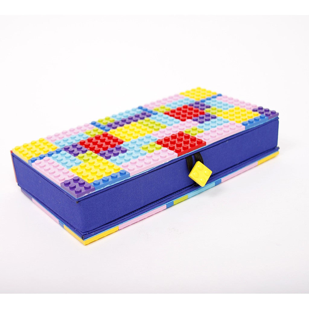 LEGO Clutch- Colorful - Similar to Prada - Maison du Roi - 2