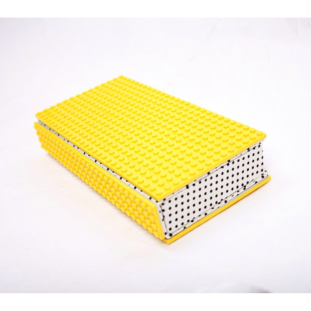 LEGO Clutch- Yellow - Similar to Prada - Maison du Roi - 2