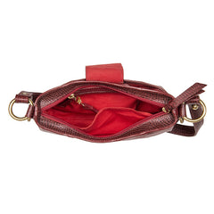Hidesign Indus Small Shoulder Bag - Maison du Roi - 4