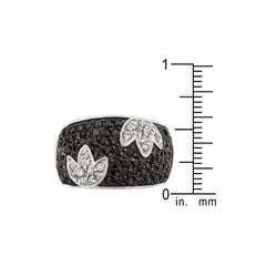Black & White Bloom - Similar to Cartier - Maison du Roi - 3