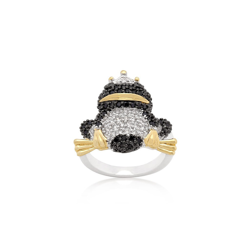 Golden Penguin Ring - Similar to Cartier - Maison du Roi - 2