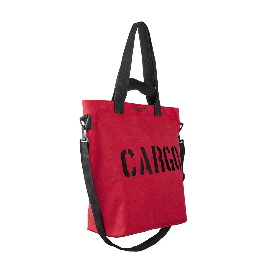 CARGO by OWEE M-size bag - RED - Maison du Roi - 1