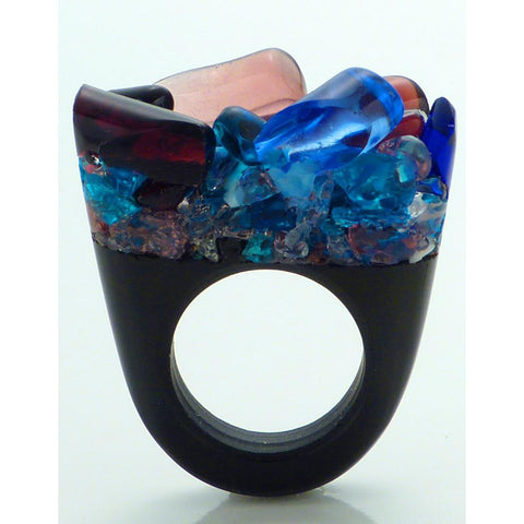 Murano Ring - Delight - Similar to Cartier - Maison du Roi - 1