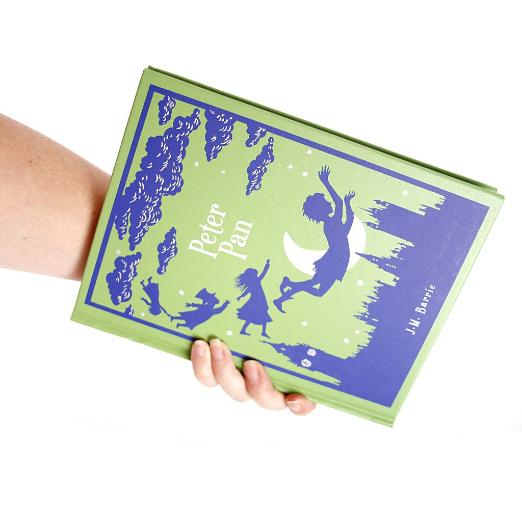 Peter Pan Book Clutch - Similar to Fendi - Maison du Roi - 1