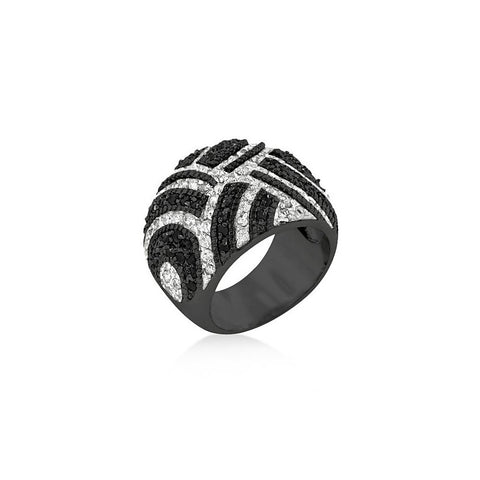 Maze Cocktail Ring - Similar to Cartier - Maison du Roi - 1
