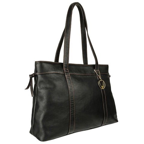 Hidesign Mina Classic Leather Tote - Maison du Roi - 1