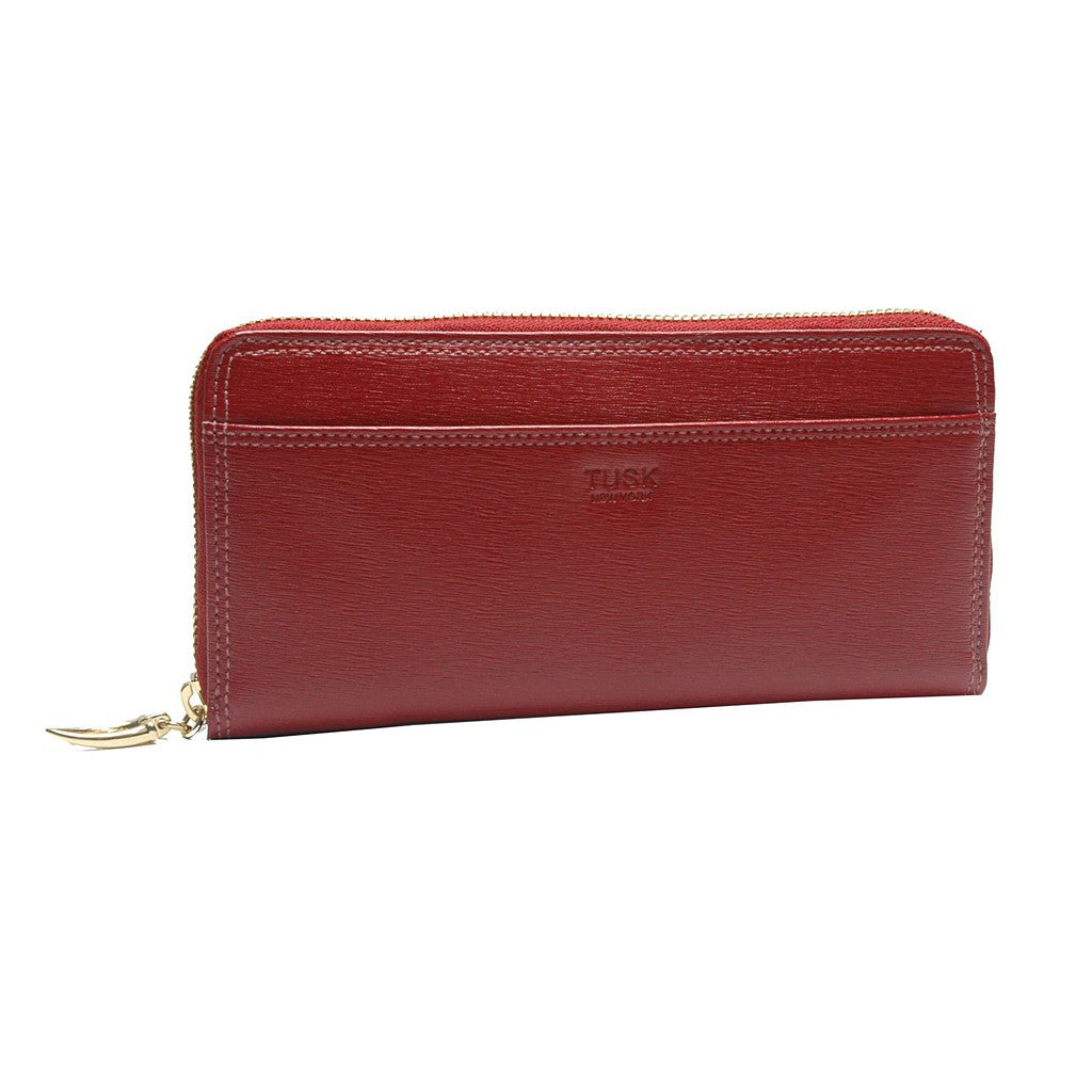 Madison Single Gusseted Clutch Wallet - Similar to Chanel - Maison du Roi - 1