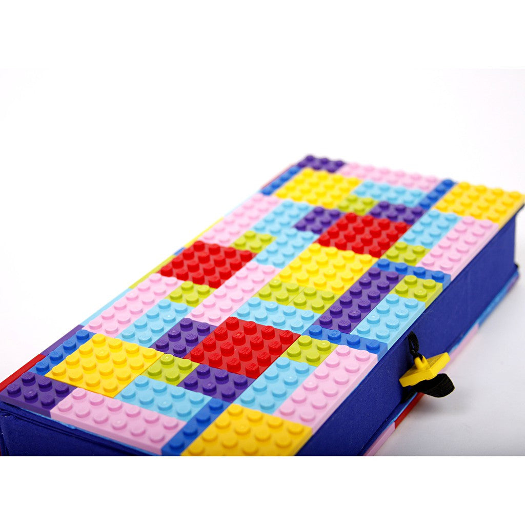 LEGO Clutch- Colorful - Similar to Prada - Maison du Roi - 5