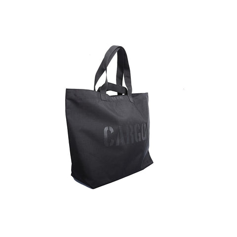 Luxury bags | CARGO by OWEE XXL-size bag -BLACK - Maison du Roi - 1