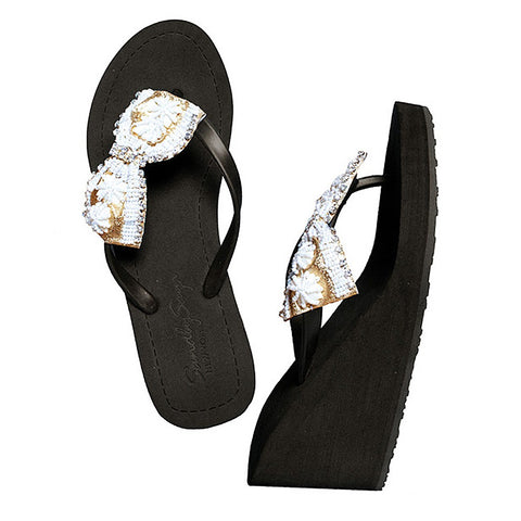 High Line - Wedge Sandal - Maison du Roi