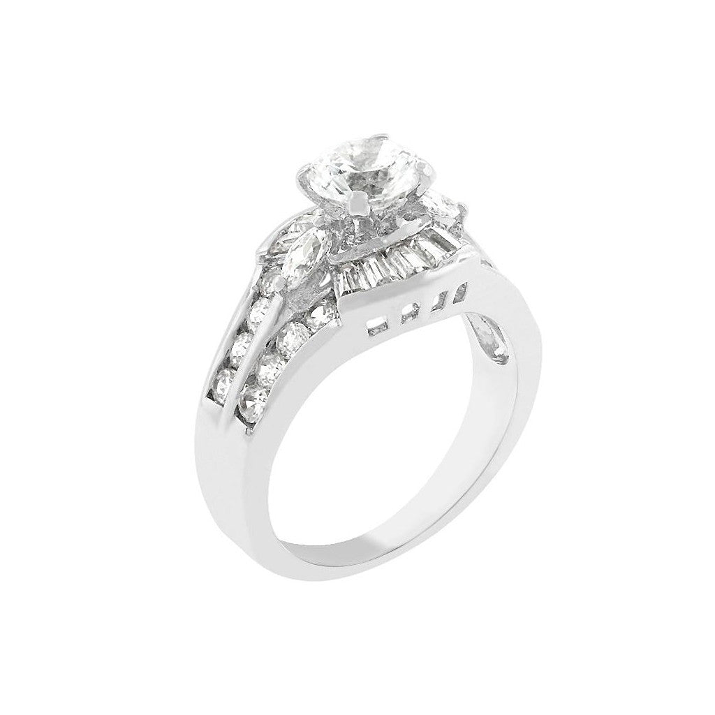 Occasion Ring - Similar to Cartier - Maison du Roi - 1