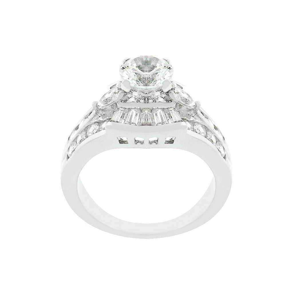 Occasion Ring - Similar to Cartier - Maison du Roi - 2