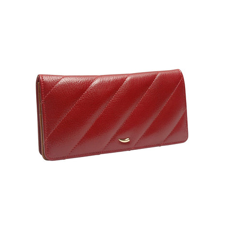 Sayoko Gusseted Clutch Wallet  - Similar to Chanel - Maison du Roi - 1