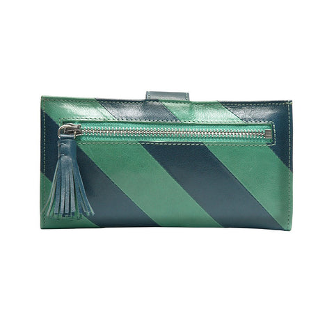 Barcelona Slim Clutch Wallet - Similar to Chanel