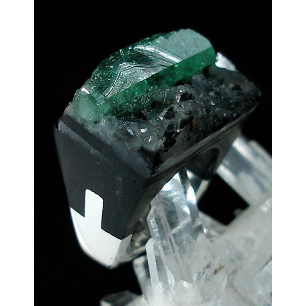 Emerald Ring - Similar to Cartier - Maison du Roi - 4