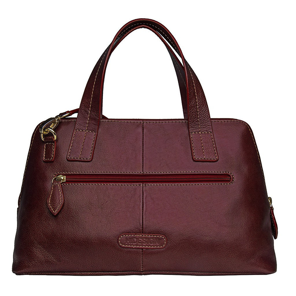 Hidesign Cerys Leather Satchel - Maison du Roi - 3