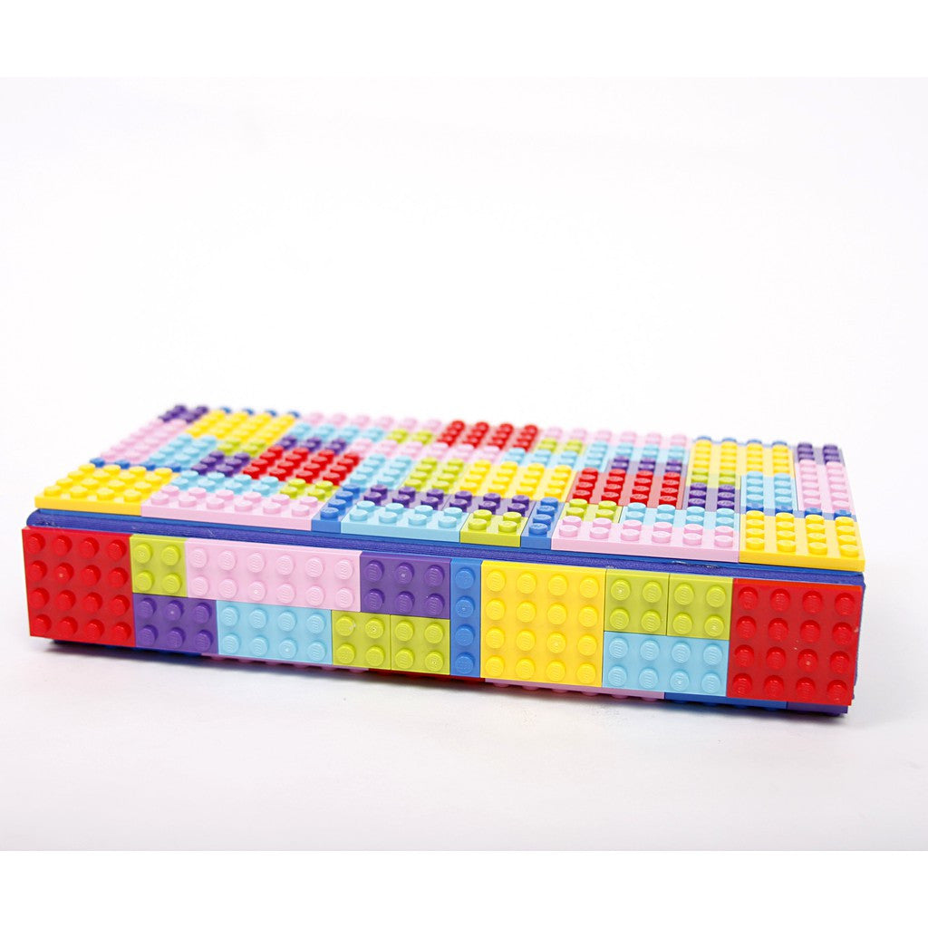 LEGO Clutch- Colorful - Similar to Prada - Maison du Roi - 4