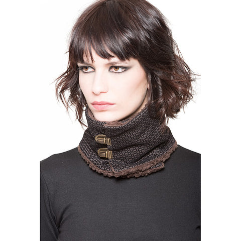 Neck warmer - Maison du Roi - 1